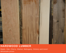 4/4 Lumber - click to view details
