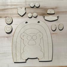 GOIN ON A BEAR HUNT - DIY KITS - click to view details