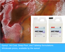 Epoxy Resin - click to view details