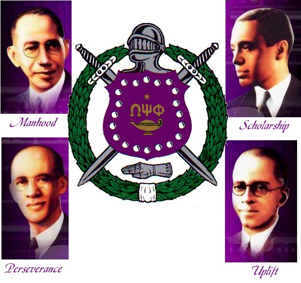 Dating a man of omega psi phi shield