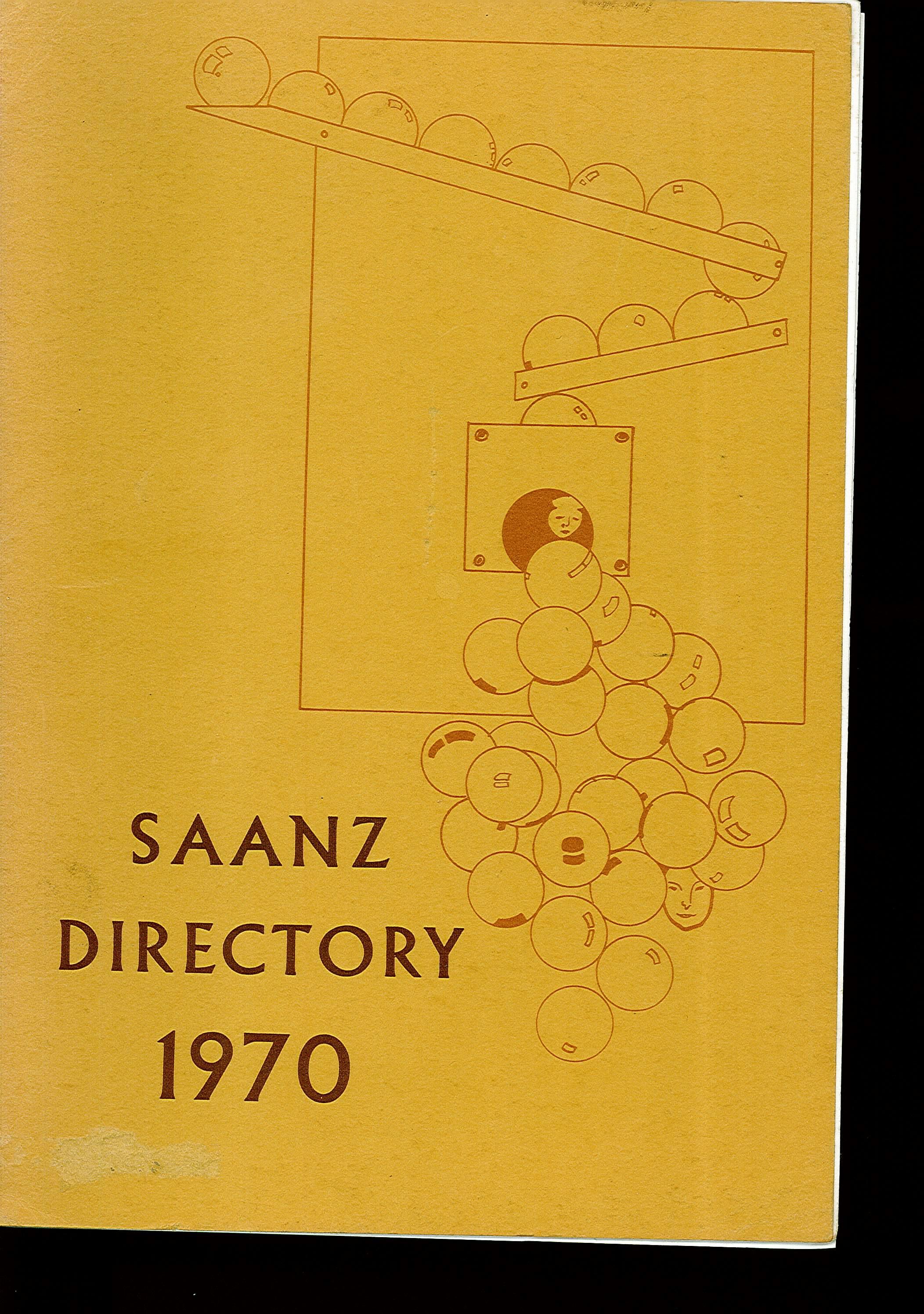 1970 membership cover