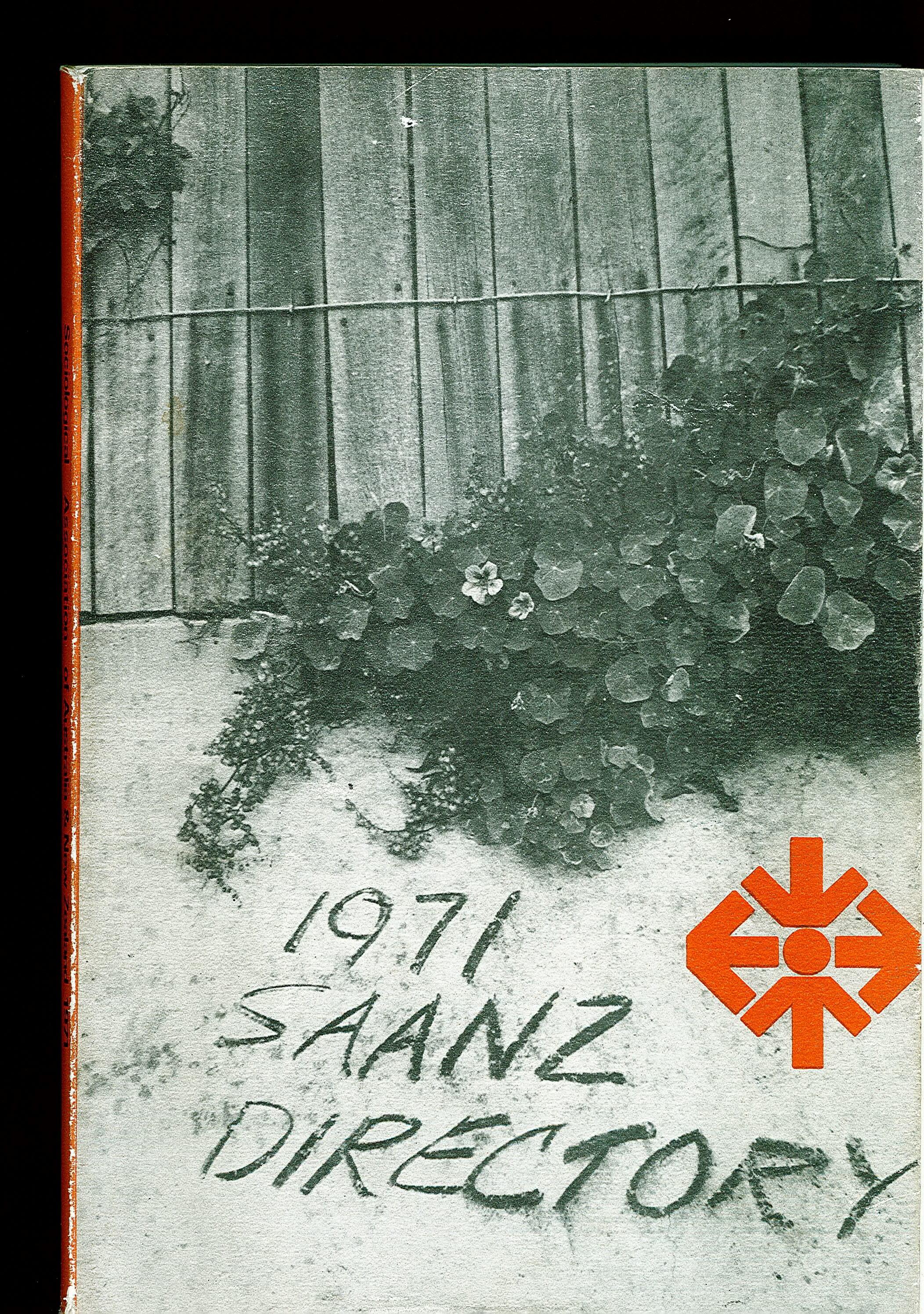 1971 membership cover