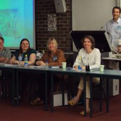 Heath Sociology panel TASA 2010