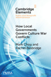 How Local Governments