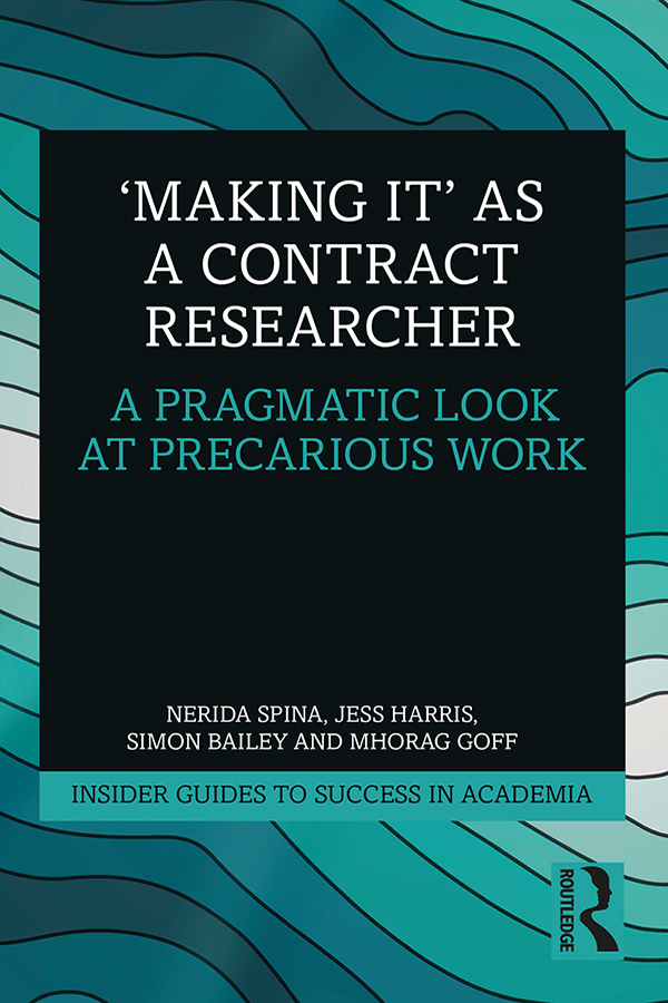 Making it as a contract researcher