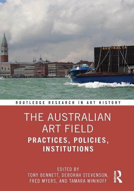 The Australian Art Field