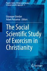 The Social Scientific Study of Exorcism in Christianity