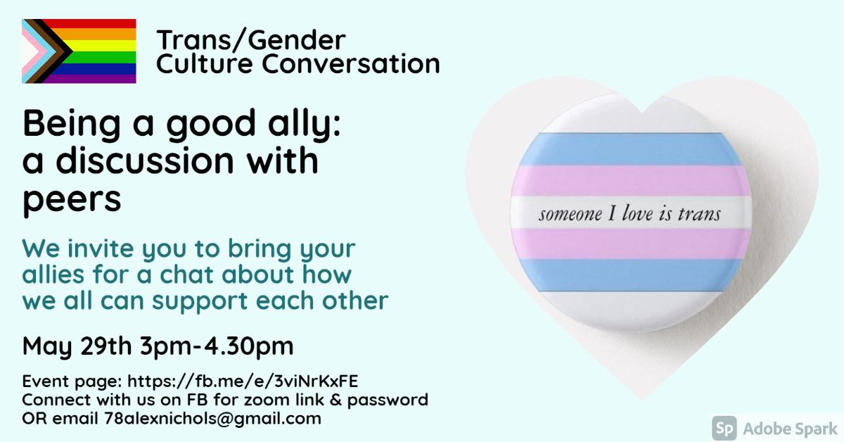 Trans/Gender Culture Conversations