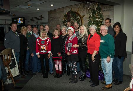 Pictures from our Annual Adult Christmas Party