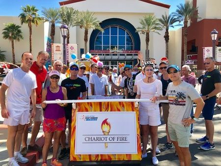 2019 Cathedral City LGBT Days Bed Race