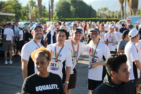 Pictures from the 2017 Pride Run and Walk