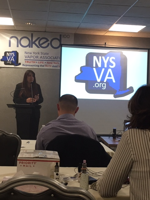 NYSVA org - New York State Vapor Association