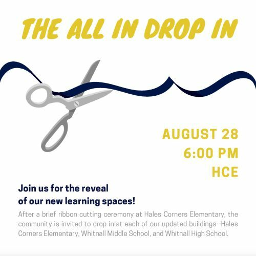 Visit Whitnall School District