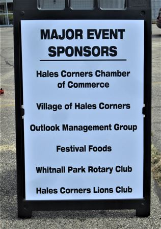 """Highway to Hales: A Showcase of Hales Corners"" held on September 22, 2018Celebration to raise awareness for the local business base, to encourage continued support and patronage."