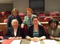 LWV at Human Trafficking conference