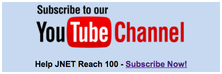 clickable link to Subscribe Now to JNET's YouTube