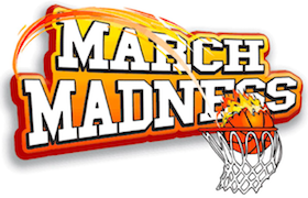 March Madness event logo