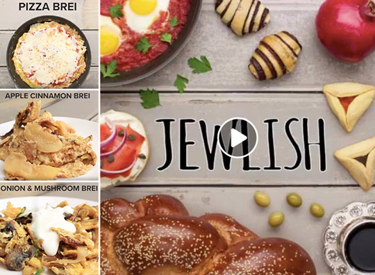 Passover Recipes Video