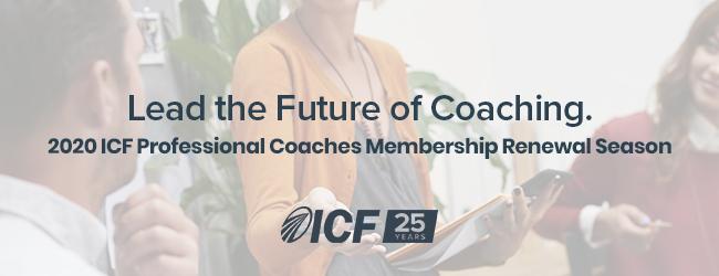 ICF 25Year Picture Membership Renewal