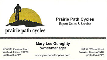 Prairie Path Cycles  (Winfield, IL)