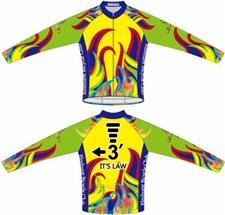 LBB EBC Safety Jersey: Long Sleeves - click to view details