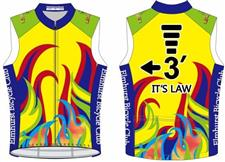 LBB EBC Safety Jersey: Sleeveless - click to view details
