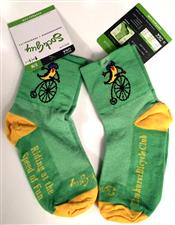 SG Socks:  EBC ankle socks #2015 - click to view details