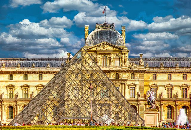 The Louvre, Paris