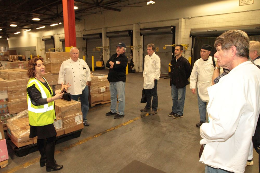 Dinner Event at the Community Food Bank of New Jersey