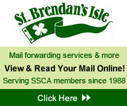 St. Brendan's Isle Old Site Ad Small