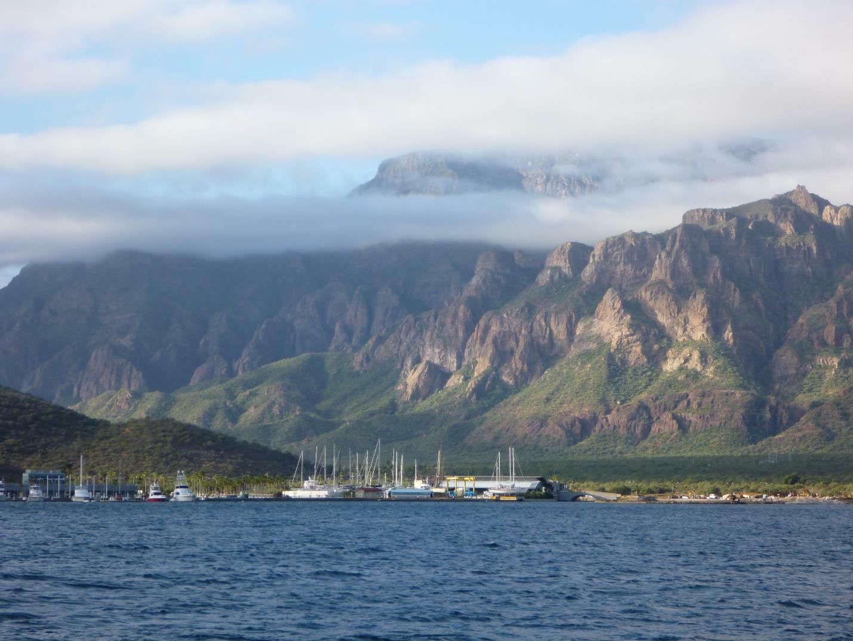 El Gigante Mountains