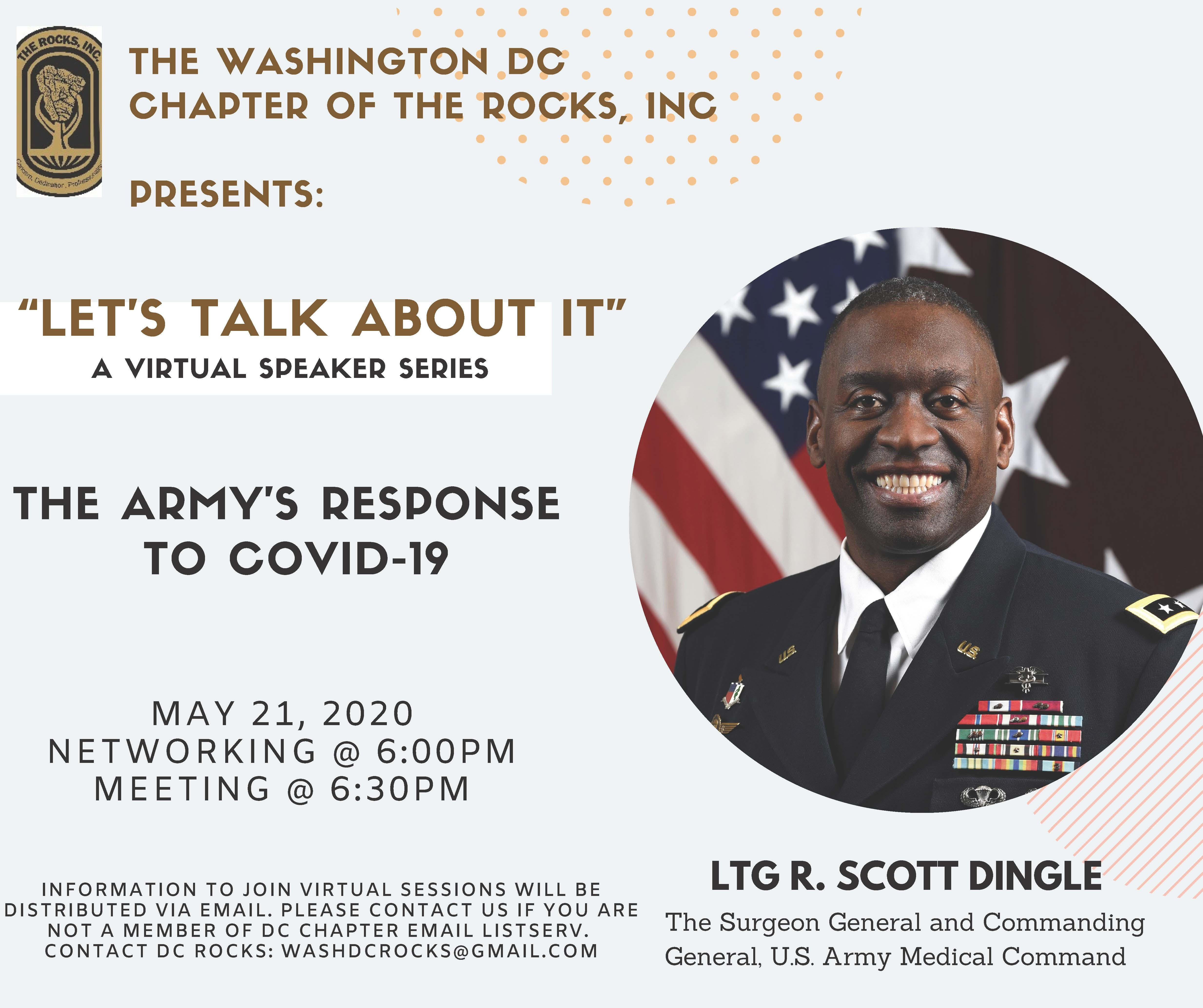 May 2020 LTG Dingle
