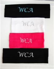 WCA Headbands - click to view details