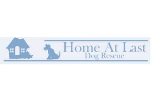 Home at Last Dog Rescue logo