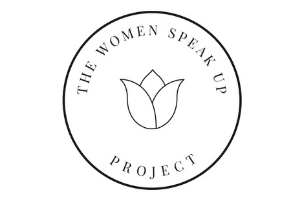 Women Speak Up Project logo