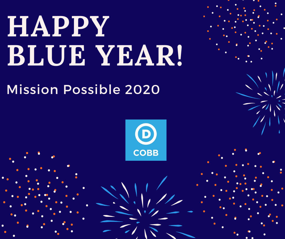 Happy Blue Year!