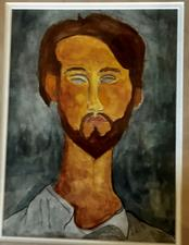 AFTER MODIGLIANI 4 - click to view details
