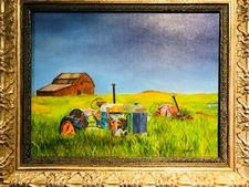 OUT TO PASTURE - click to view details