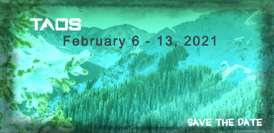 Taos Green Save the Date Feb 2020