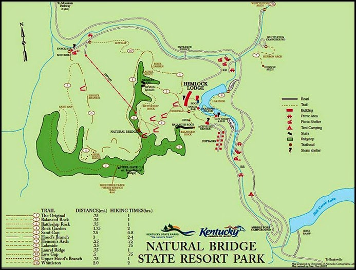 Red River Rally Bluegrass Cycling Club Inc - Red river map us