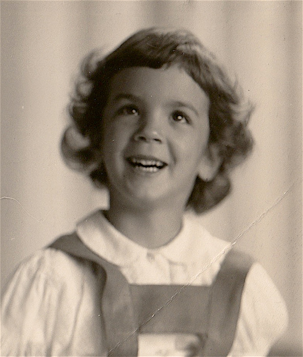 Lisa Esherick 4 years old