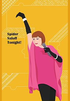 Spider Salof Spider Salof Sings