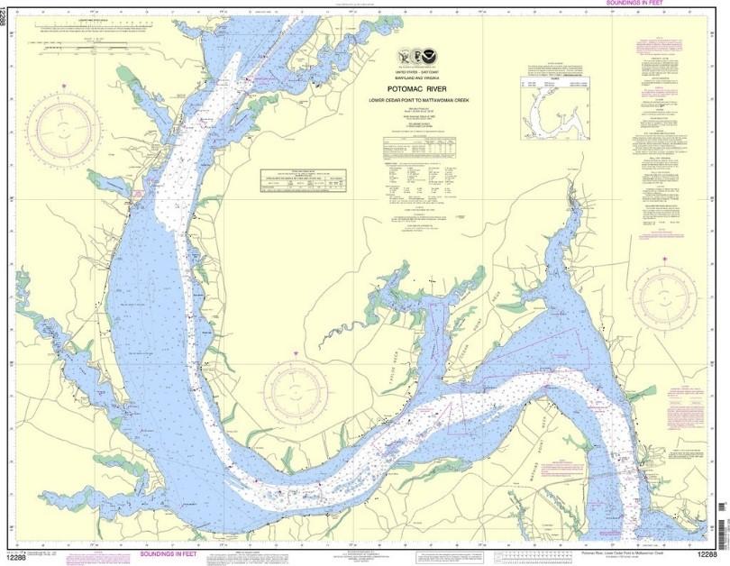 Potomac Chart
