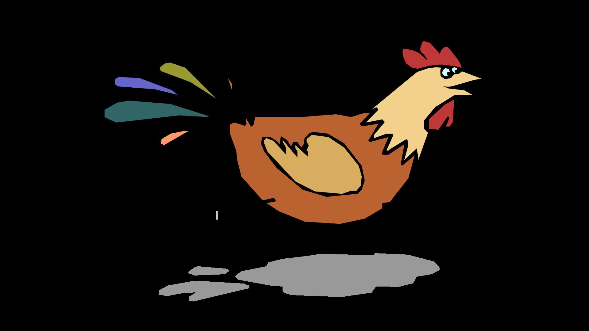 Le Chicken Run