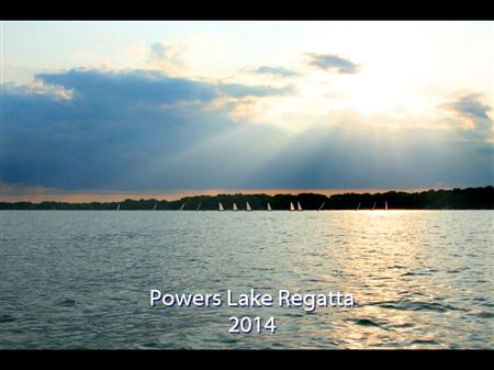 2014 PLYC / TLSC Memorial  Regatta on Powers Lake