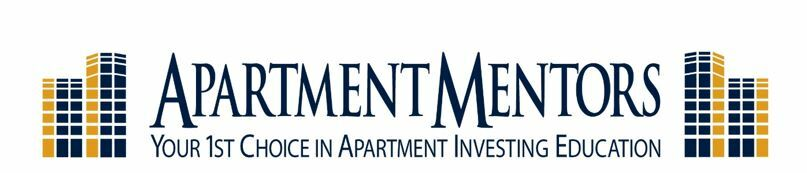 Apartment Mentors Logo Anthony Chara