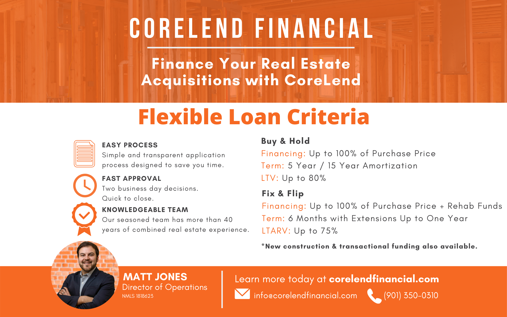 Corelend Financial