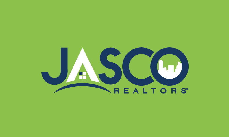 Jasco Realty Green Background