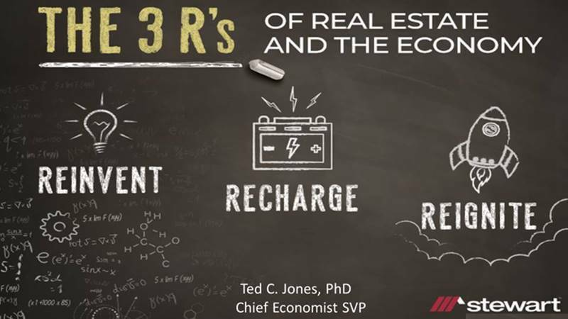 Ted Jones 3 Rs of Real Estate and Economy