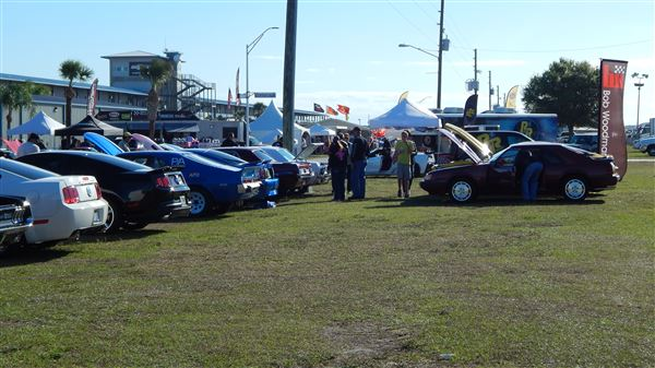 Show and Shine held at Sebring International Raceway March 2017